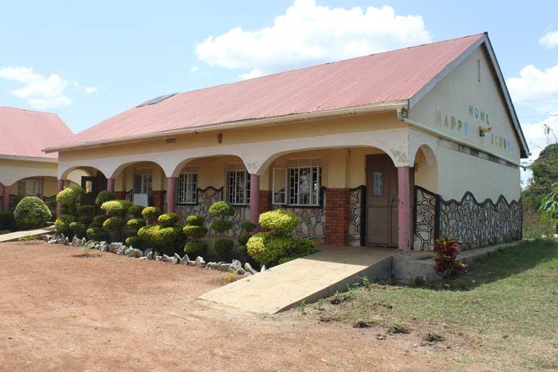 Potential permaculture training centre, Uganda