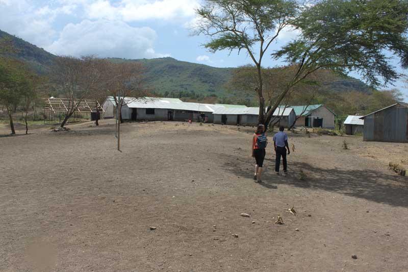 school in Mfangano