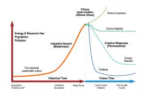 david holmgren's future scenarios model