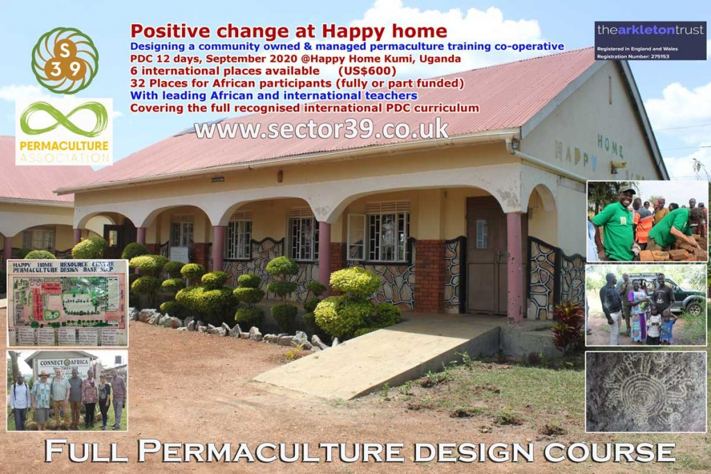 happy home PDC Uganda