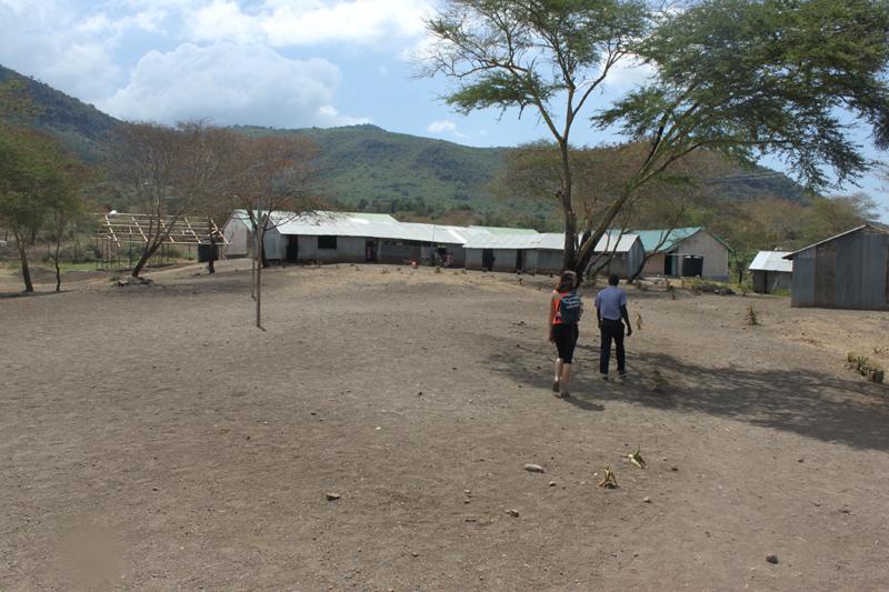 school on mfangano