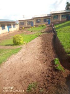 surface water harvesting to stop erosian