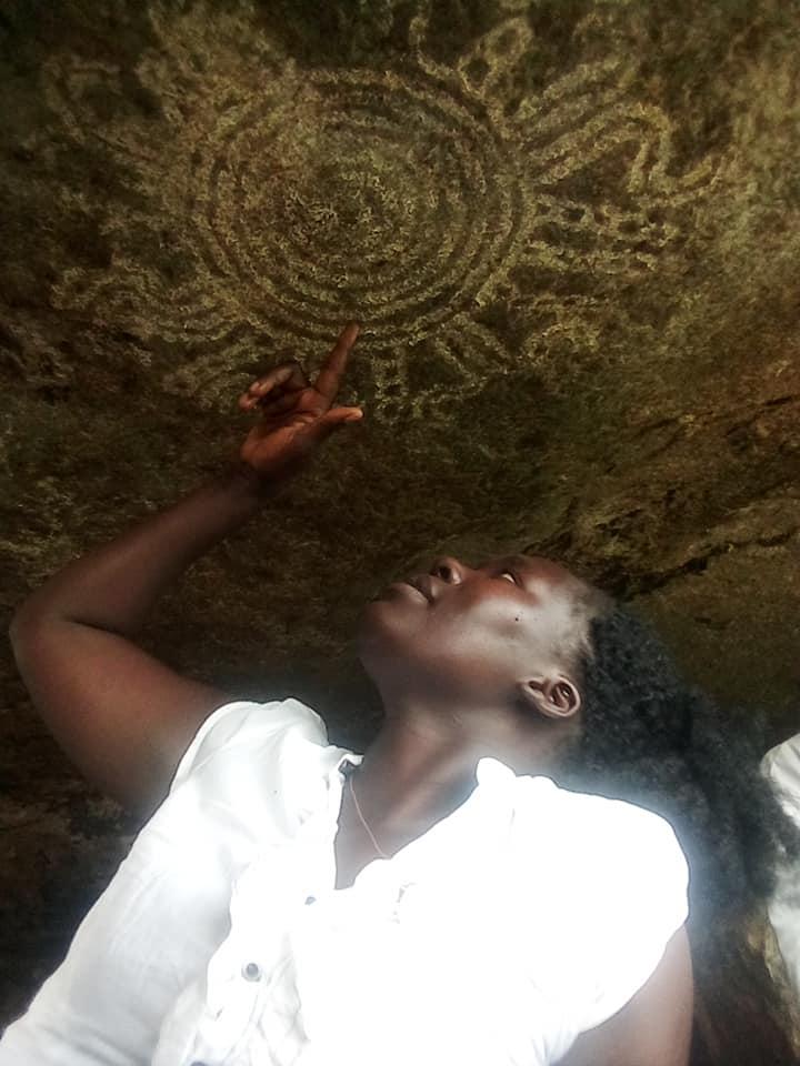 stella at Nyero