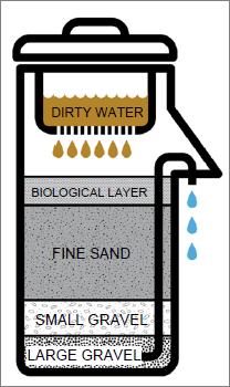 bio-sand diagram