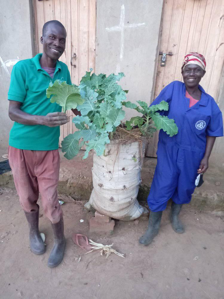kumi EUPO S39 permaculture trainees