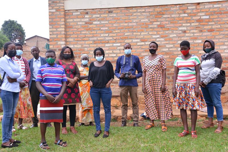 Rwanda Womens Permaculture